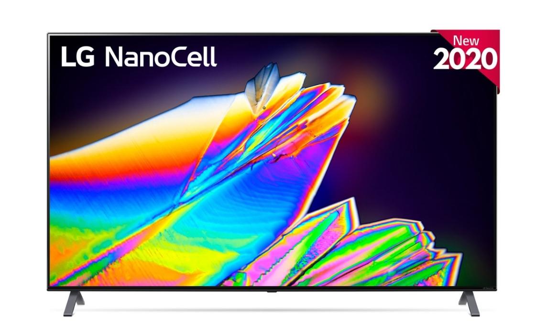 """TV LED 138,8 cm (55"""") LG 55NANO956NA NanoCell 8K y regalan una de 43"""""""