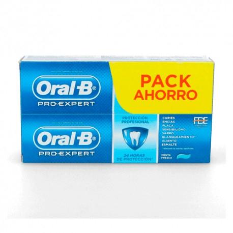 16 tubos Oral B pro.expert duplo 2x100ml