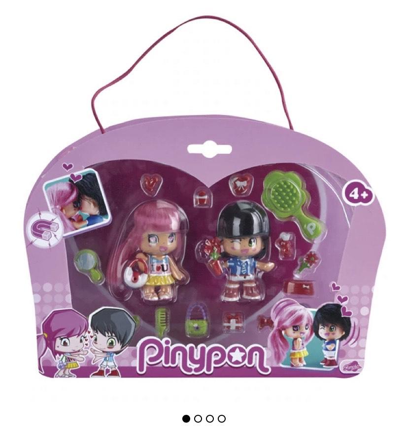 PINYPON Pinypon hairy friends 2X1