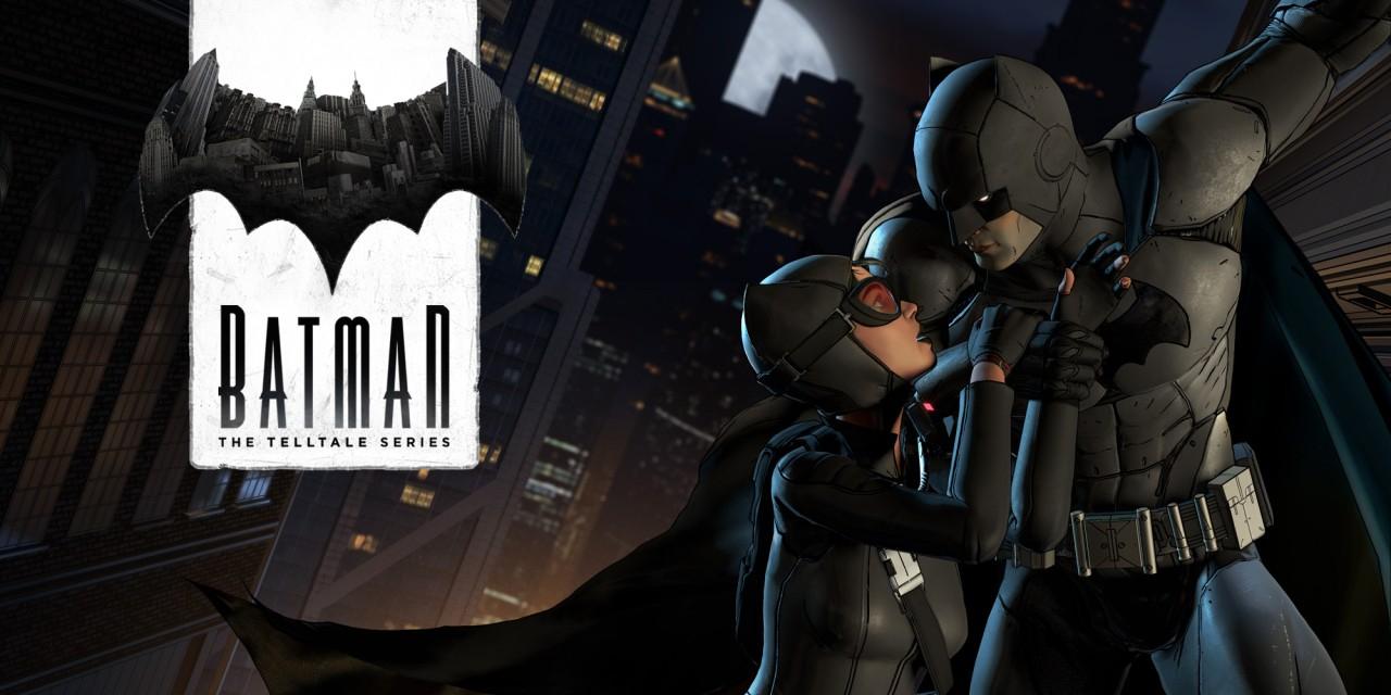 Batman: The Telltale Series - Nintendo Switch (eshop de Sudáfrica)