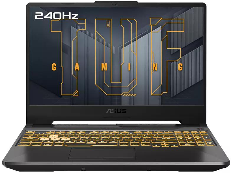 """Portátil gaming - Asus TUF A15 FA506QR-AZ001, 15 """", AMD® Ryzen™ 7 5800H, 16GB RAM, 1TB SSD, RTX 3070, FreeDOS"""