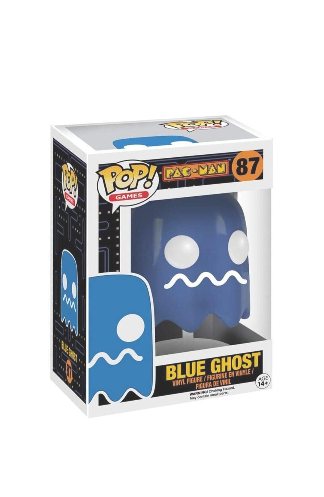 Funko blue ghost (Pacman)