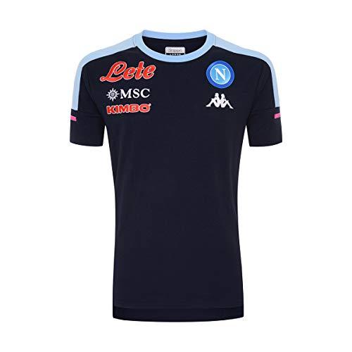 SSC NAPOLI T-shirt Oficial 2020/21 Team (XXL)