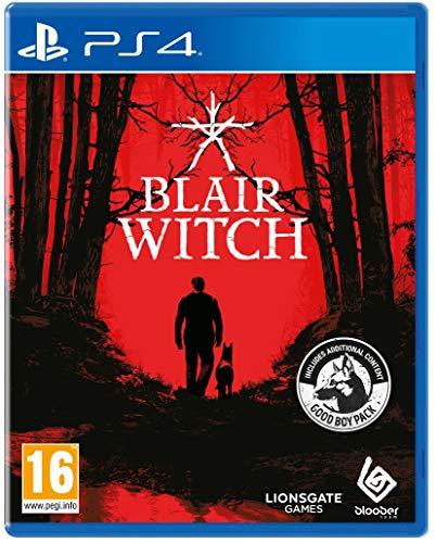 Videojuego Blair Witch para PS4