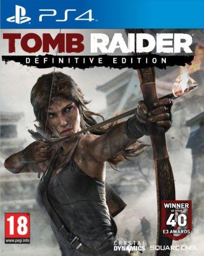 Tomb Raider - Definitive Edition Juego PS4