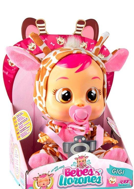 Bebés llorones (jirafa) envío gratis a tiendas MGI