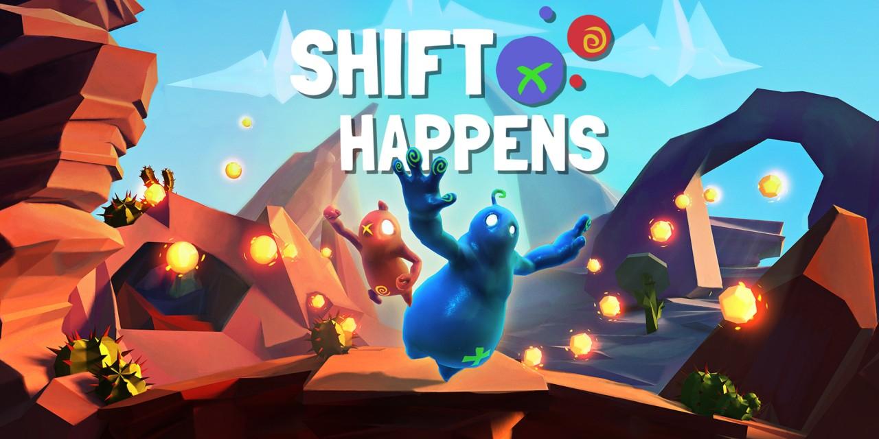 Shift happens. JUEGO CON COOPERATIVO LOCAL SWITCH