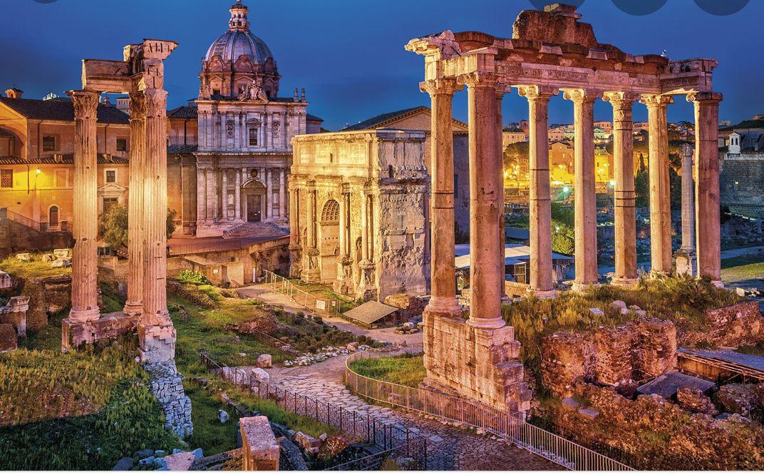 Roma Hoteles 4/5* desde sólo 49€ (4noches) + Desayunos+Cancela gratis (PxPm2)