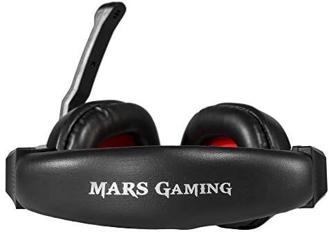 Mars Gaming MRH0, Auriculares , Cancelación Ruido