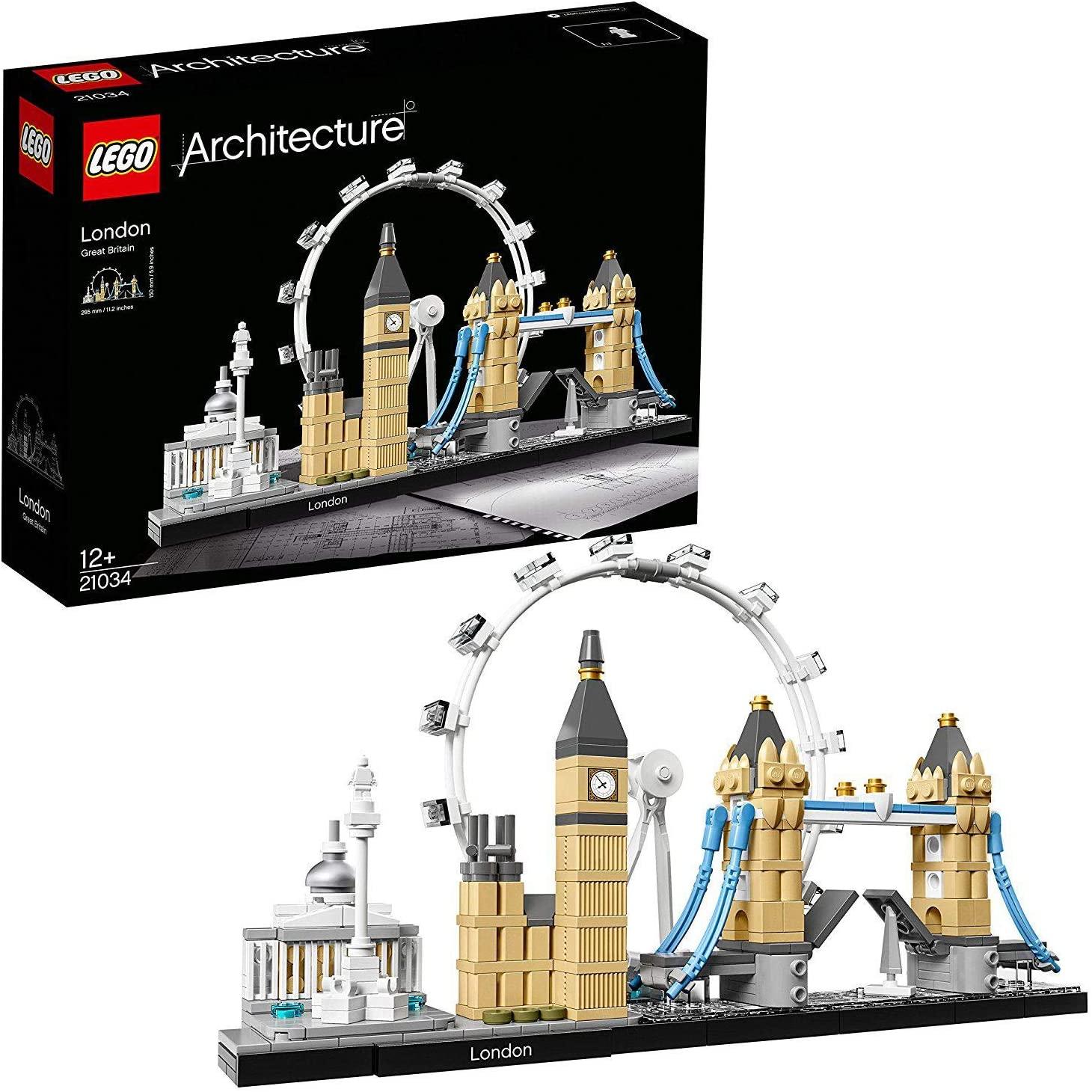Lego Architecture London Set solo 33€