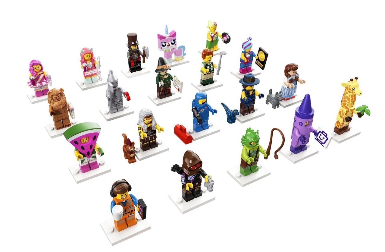 LEGO Figuras La Lego Pelicula 2 en ECI