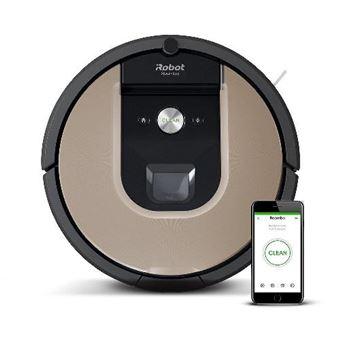 Robot de limpieza inteligente iRobot Roomba 976