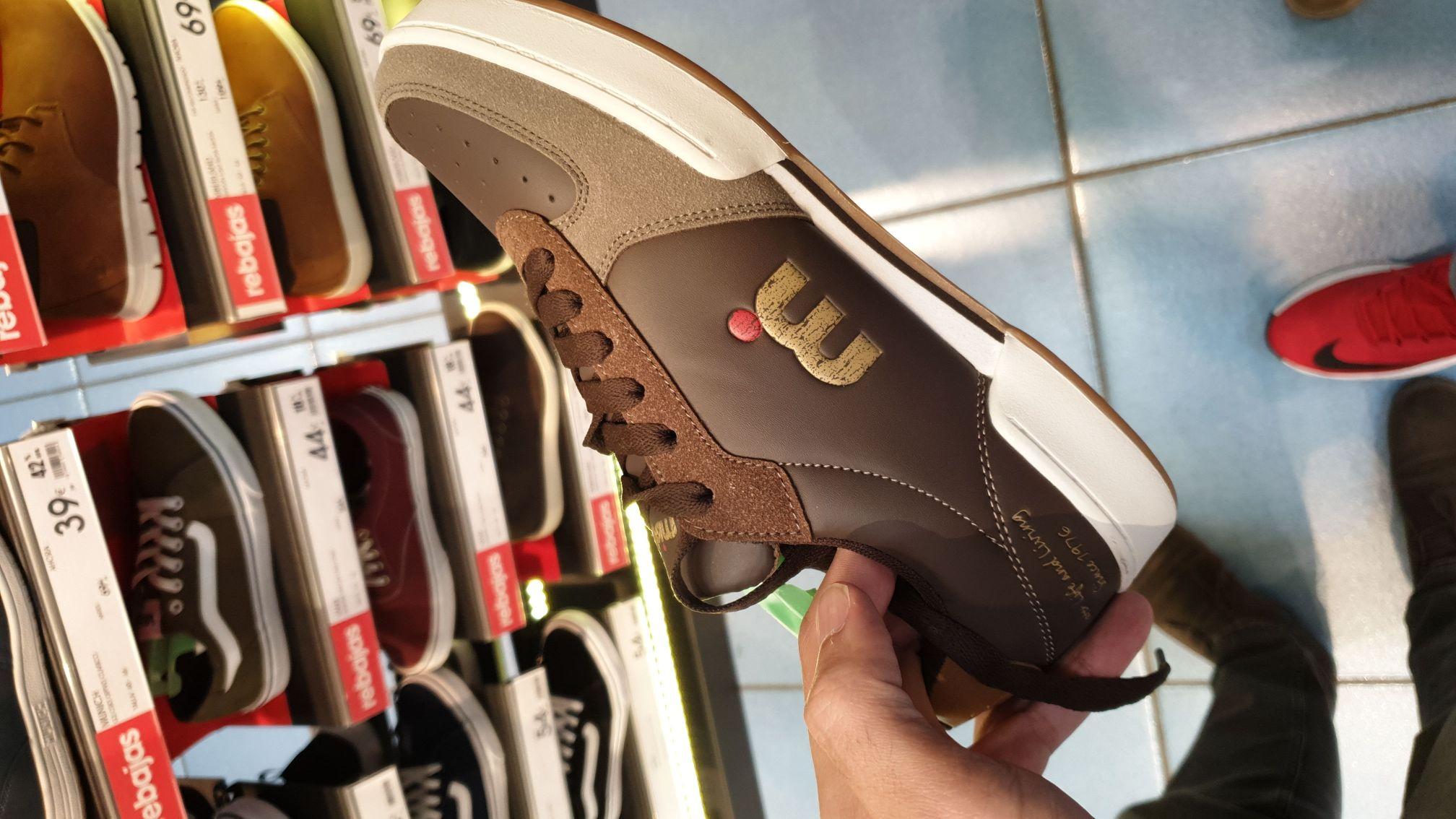 Zapatillas mistral varias tallas disponibles kinepolis (Granada)