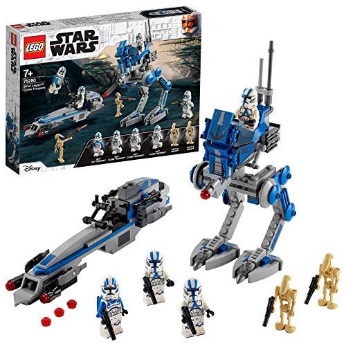 LEGO 75280 Star Wars Soldados Clon de la Legión