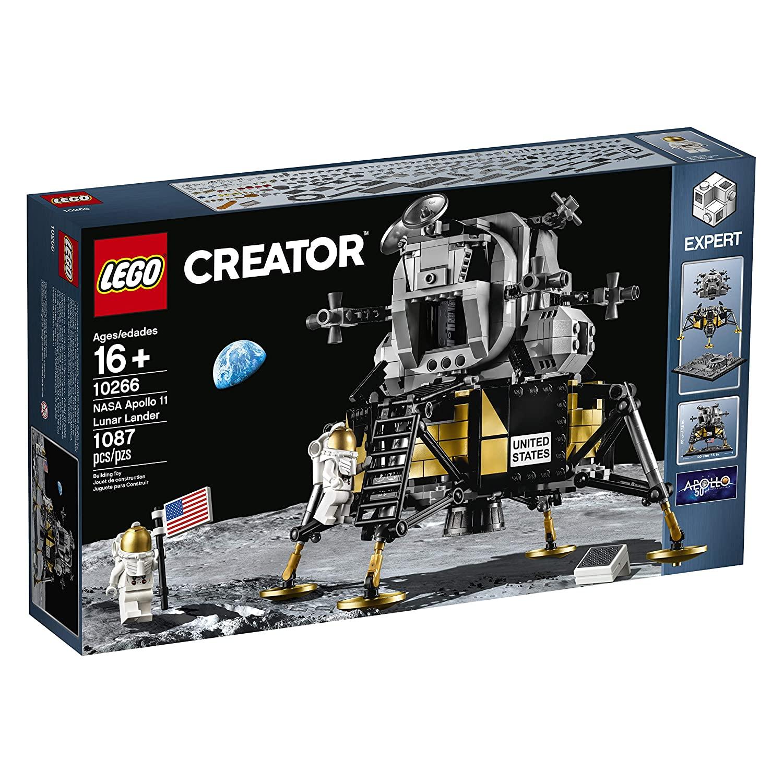 Lego Apollo 11 Lunar Lander NASA solo 77€