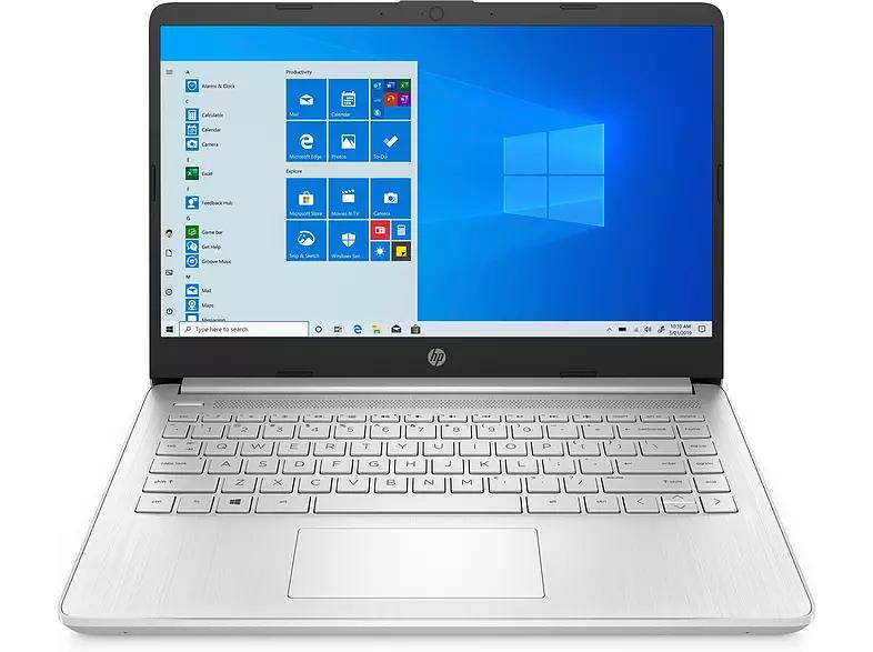 "Portátil - HP Laptop 14s-dq2001ns, 14"" Full-HD, Intel® Core™ i5 de 11ª generación, 8GB, 256GB SSD, W10H, Plata"