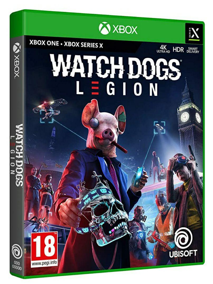 Watch Dogs Legion (Xbox One)