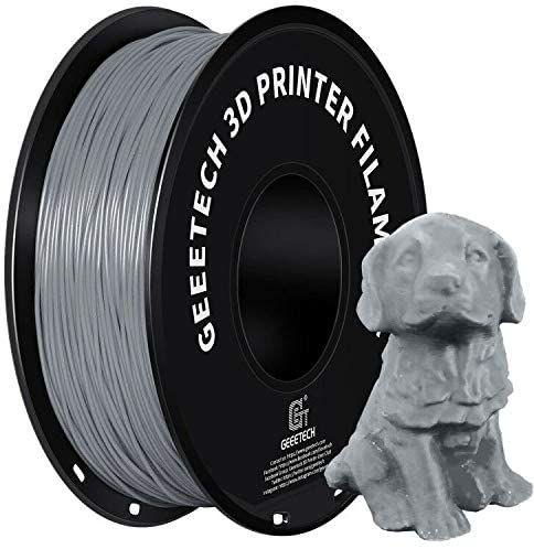 GEEETECH Filamento PETG 1.75mm 1kg en 3 colores