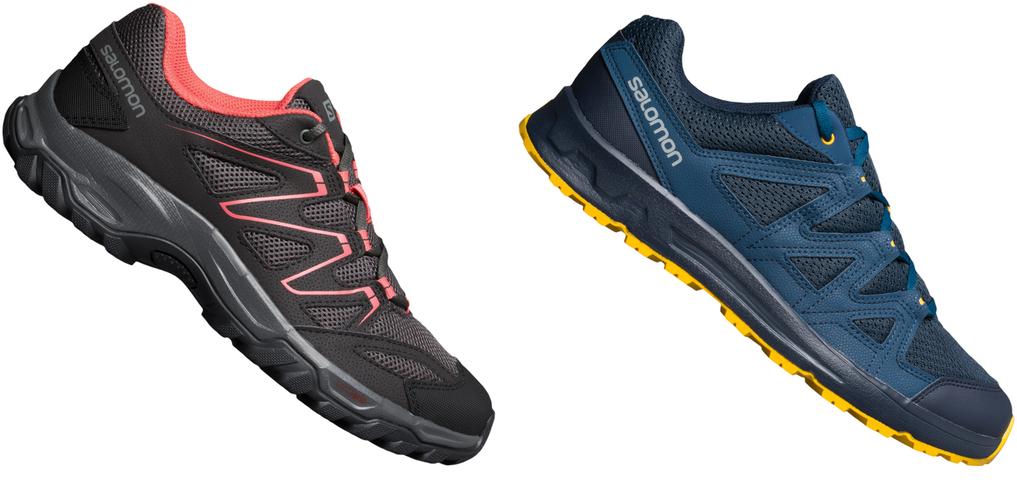 Zapatillas de Trekking SALOMON (Hombre y mujer)