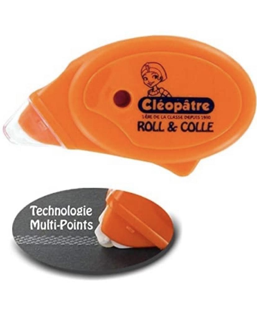 Roll'Ecole - Cinta adhesiva doble cara(8metros )