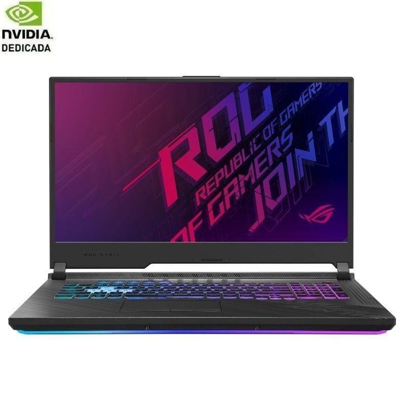 "Asus Rog Strix G713QR-HG016 Ryzen 7 5800H/ 16GB/ 1TB SSD/ GeForce RTX3070/ 17.3"""