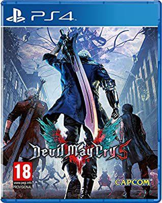 Devil May Cry 5 (PS4) [Importación Reino Unido]
