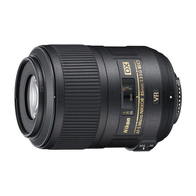 Objetivo AF-S DX Micro NIKKOR 85mm f/3.5G ED VR