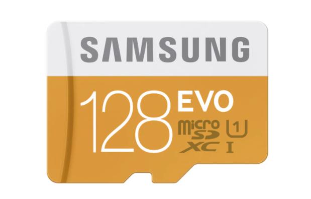 Tarjeta de memoria Samsung 128GB