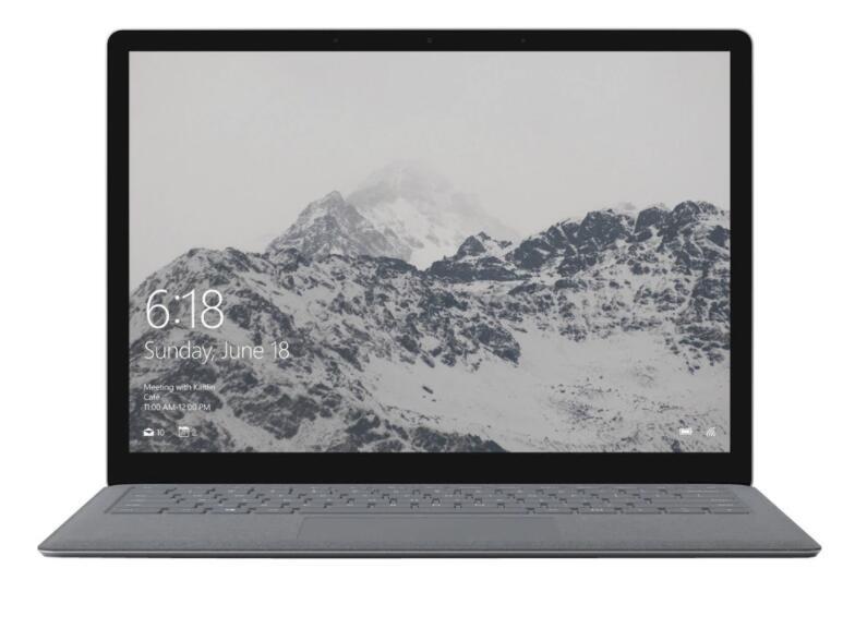 Microsoft Surface Laptop, i5, 8GB, 256 GB SSD