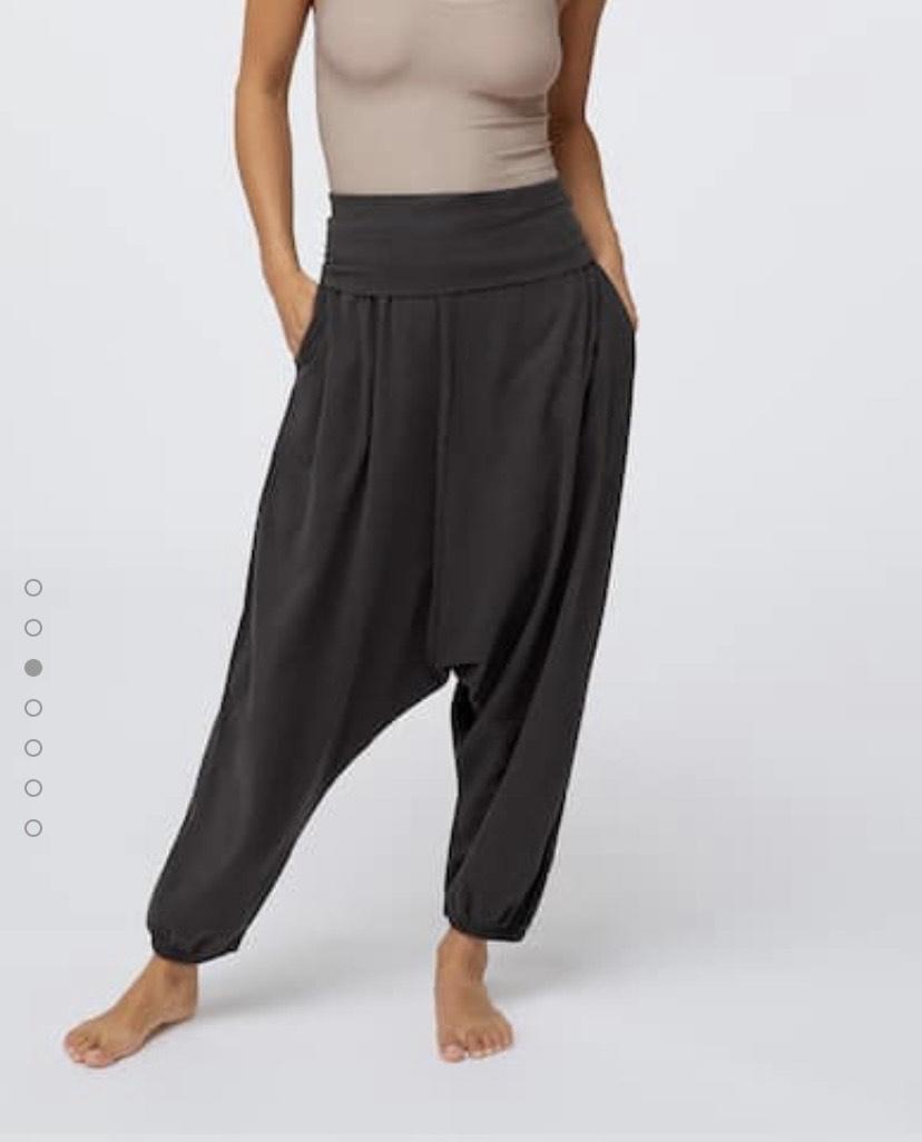 Pantalón harem 100% algodón