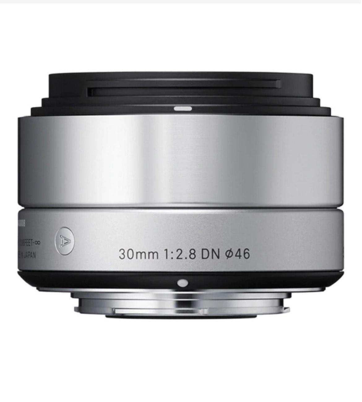 Objetivo Sigma 30 mm F/2,8 DN (Art) para Sony montura E