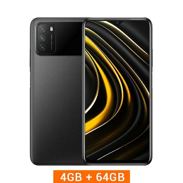 Poco M3 4/64 desde España (color negro) por 91,26€
