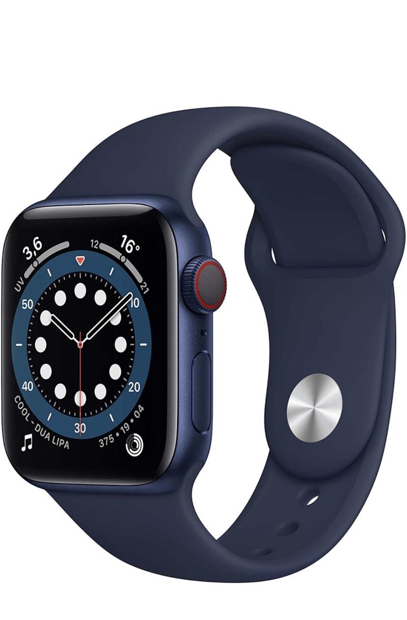 Nuevo Apple Watch Series 6 (GPS + Cellular, 40 mm)