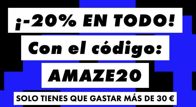 -20% en todo en ASOS
