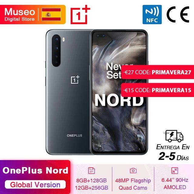 Oneplus Nord 5G 8GB 128GB desde España