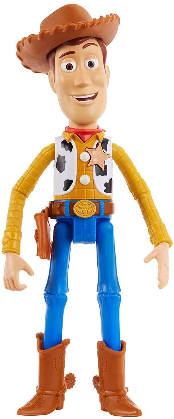 Woody Parlanchín Mattel(más de 15 frases y sonidos)