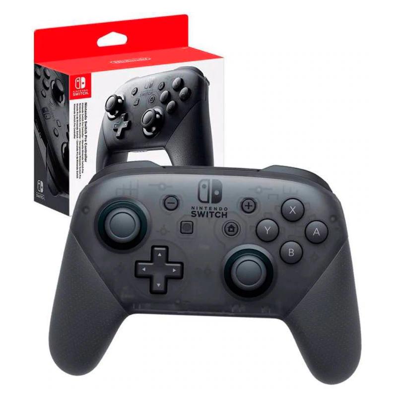 Nintendo Pro Controller para Nintendo Switch con cable USB de carga