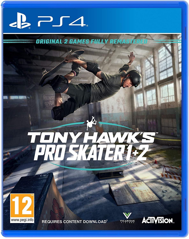 Tony Hawk's pro skater 1+2 (Playstation 4, AlCampo Sant Boi)