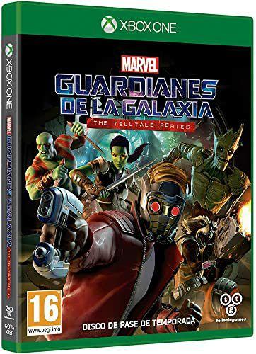 Marvel Guardianes de la Galaxia (Xbox One)