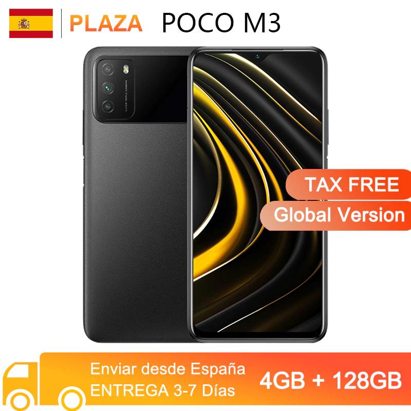 Poco M3 4/128 desde España por 103€