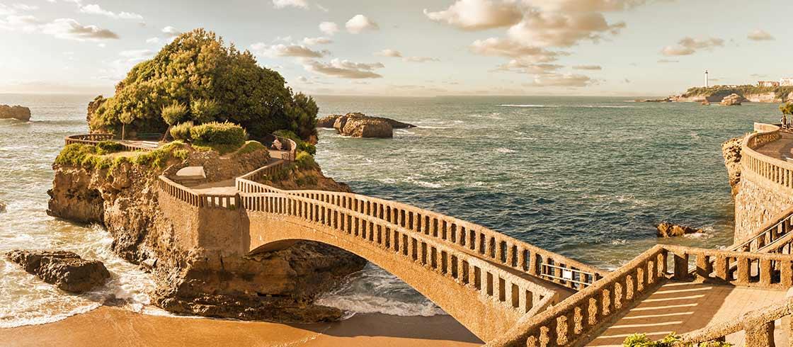 Ruta por la Costa Vasca con Biarritz y San Juan de Luz