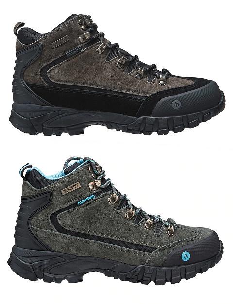 Botas Mountain Pro Mashform PRO (Impermeables Waterproof) para hombre y mujer