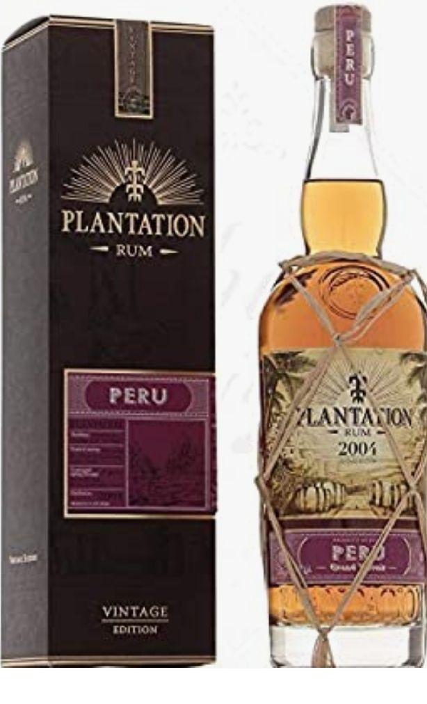 Plantation Perú Grand Terroir Edición Vintage (14 años) - Ron, 700 ml