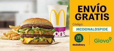 Envío Gratis en McDonald's