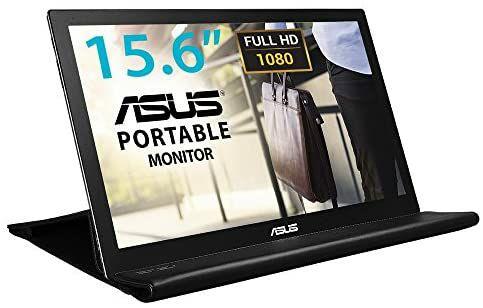 "Monitor portátil fino ASUS MB169B+ 15.6"" Full HD | IPS"