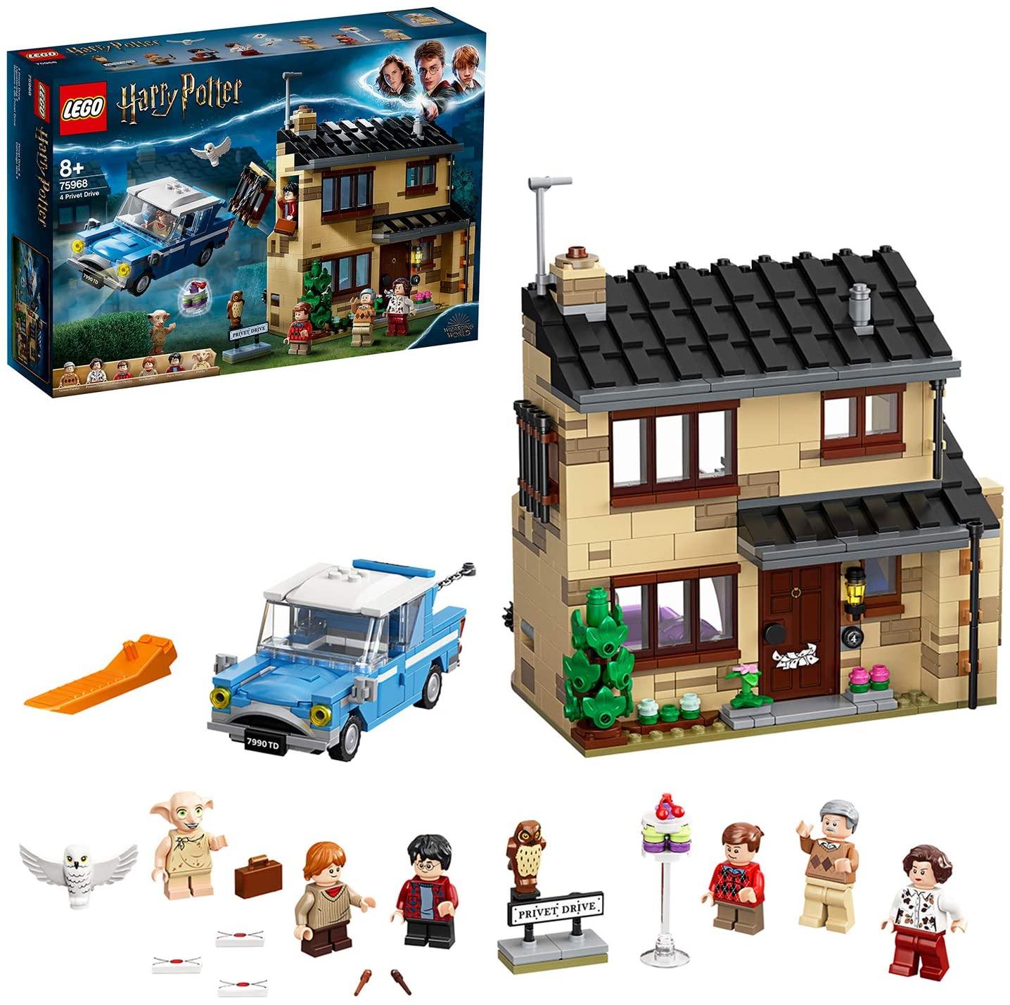 Lego Harry Potter Numero 4 Privet solo 55.9€