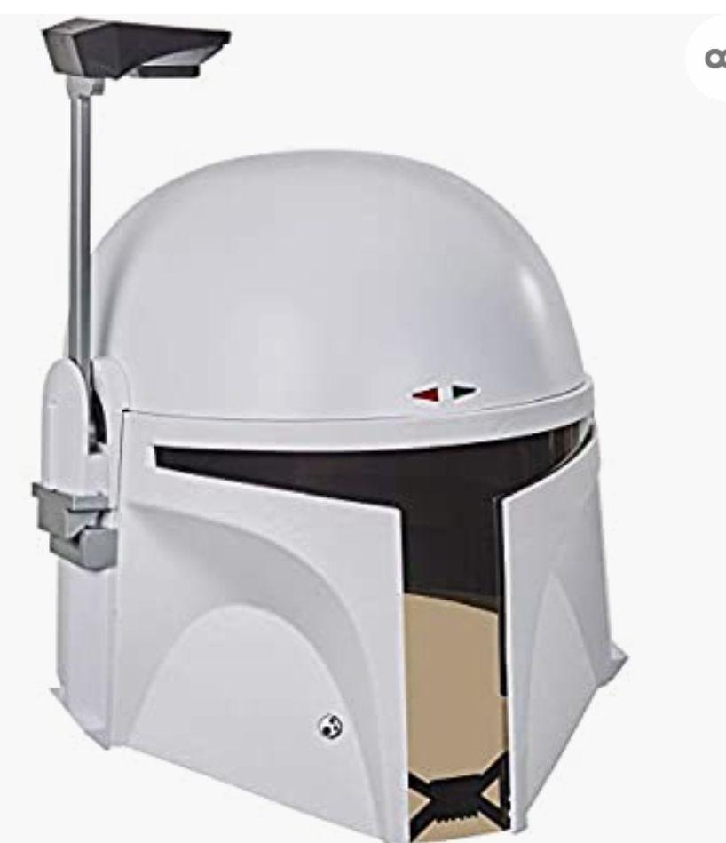 Star Wars Black Series Casco Electrónico Proto Fett (Hasbro E94995L0)