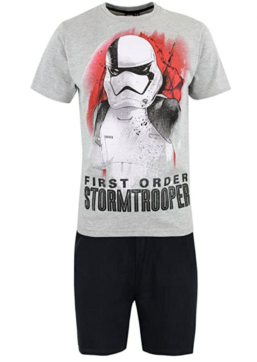 Pijama hombre Star Wars (Todas las tallas menos XL). Licencia oficial.