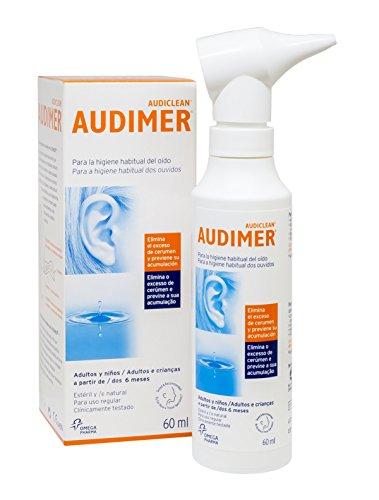 Audimer Spray Higiene Habitual del Oído