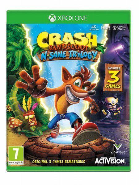 Crash Bandicoot N Sane T (Xbox One)